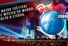 Rock In Rio Lisboa 2012